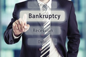 pros and cons of choosing bankruptcy