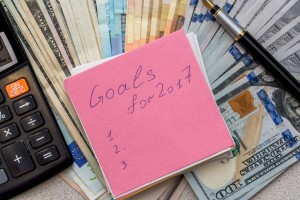 Goals for Becoming Debt Free