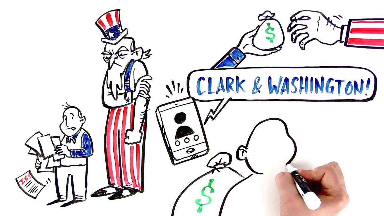 Bankruptcy and Tax Debt - Clark & Washington
