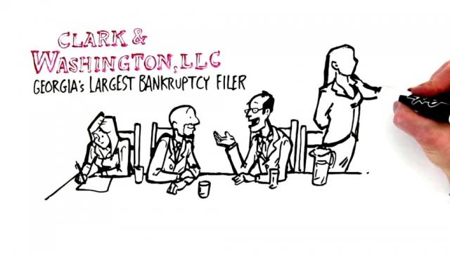 Clark & Washington Whiteboard 1
