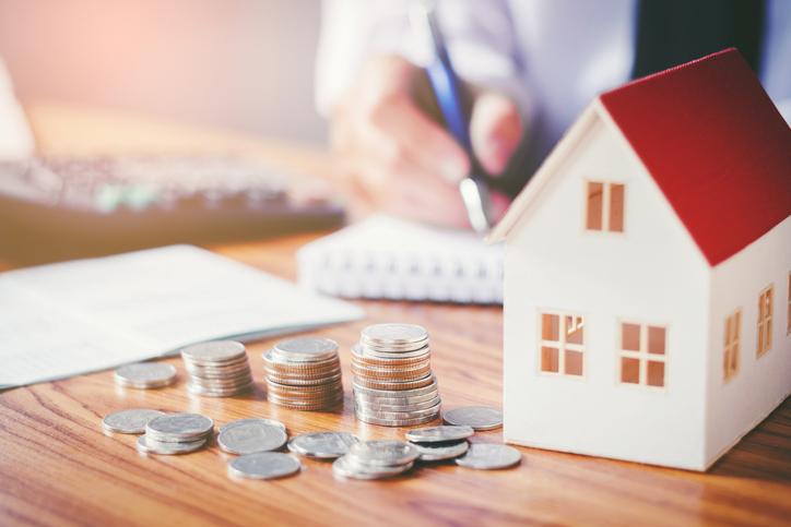 tax lien on home