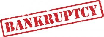 bankruptcy banner