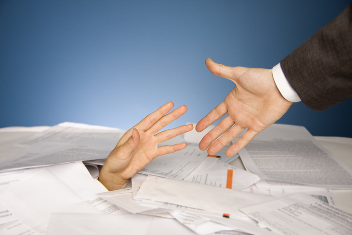 helping hand from bankruptcy attorney