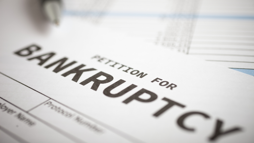 filing for bankruptcy faq